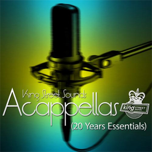 VA - KING STREET SOUNDS ACCAPELLAS (20 YEARS ESSENTIALS)