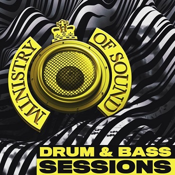 VA — Drum & Bass Sessions: Ministry of Sound
