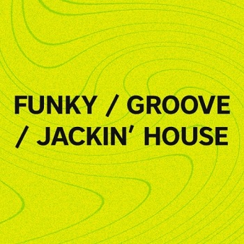 Beatport Top Funky-Groove-Jackin' House - NU Disco Indian Dance Tracks (April 2021)