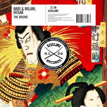 Nari & Milani, Hiisak – The Drums free download mp3 music 320kbps