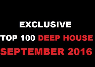 Va exclusive top 100 deep house september 2016 free for Top 10 deep house music