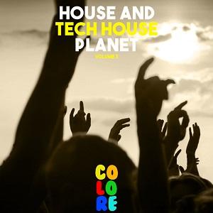 House VA - House and Tech House Planet, Vol. 3 (COLORE041)